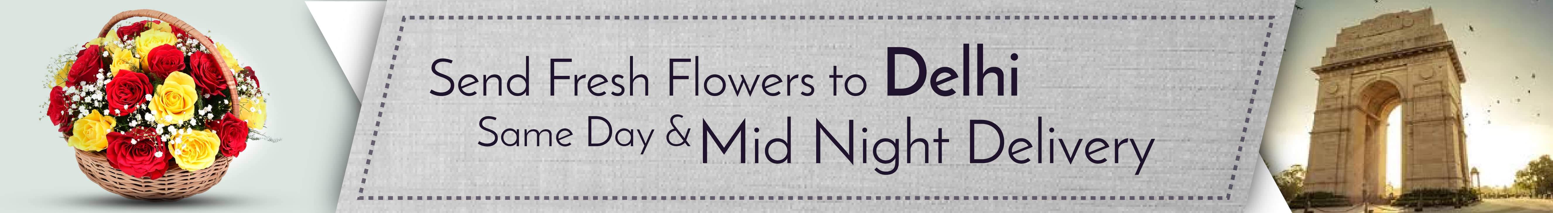 Flowers Delhi