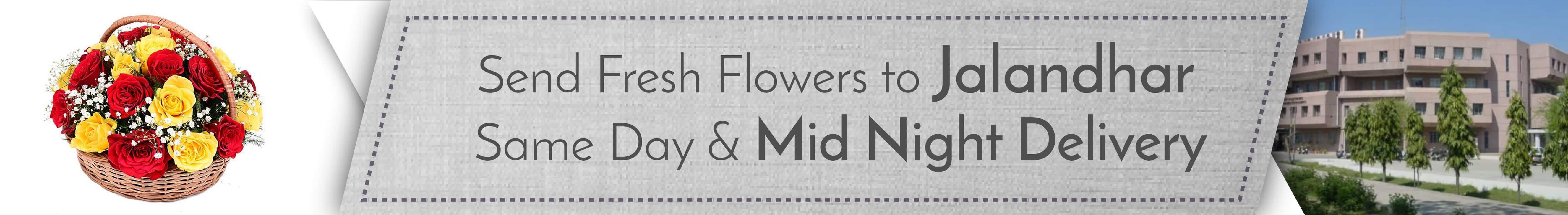 Flowers Jalandhar