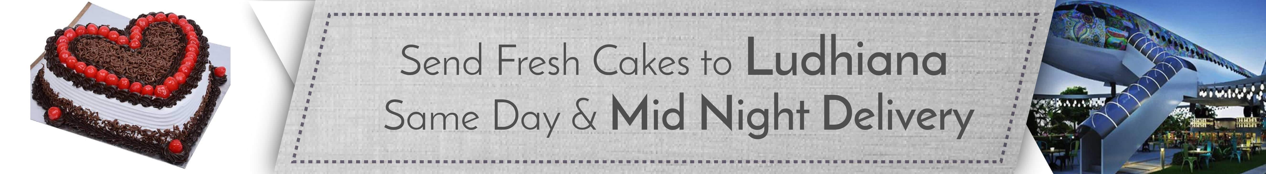 Cakes Ludhiana