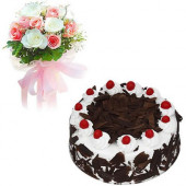 Perfect Happiness+Black Forest Cake